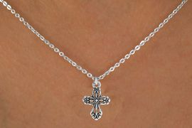 <bR>           EXCLUSIVELY OURS!! <BR>           LEAD & NICKEL FREE!!<BR>       W14496N - CHILDREN'S <br>      12 INCH CHAIN NECKLACE <br>          WITH A SMALL CROSS<br>     CHARM FROM $3.55 TO $7.50