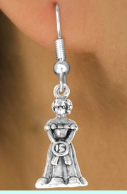 <bR>             EXCLUSIVELY OURS!!<Br>            LEAD & NICKEL FREE!!<BR>W250SE - QUINCEA&#209;ERA CHARM<Br>   & EARRINGS FROM $4.50 TO $8.35 ©2009