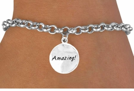 "<bR>           EXCLUSIVELY OURS!!<Br>          LEAD & NICKEL FREE!!<BR>W281SB - ""AMAZING!"" CIRCLE<bR> & BRACELET AS LOW AS $4.50"