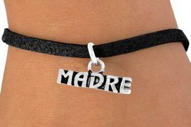 "<bR>       EXCLUSIVELY OURS!!<Br>      LEAD & NICKEL FREE!!<BR>     W340SB - ""MADRE"" &<Br>BRACELET AS LOW AS $4.50"