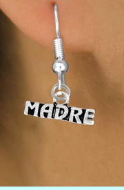 """<bR>       EXCLUSIVELY OURS!!<Br>      LEAD & NICKEL FREE!!<BR>      W340SE - """"MADRE"""" &<Br>EARRINGS FROM $4.50 TO $8.35"""