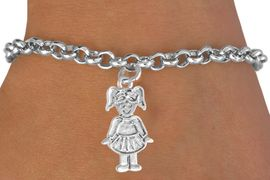<bR>        EXCLUSIVELY OURS!!<Br>       LEAD & NICKEL FREE!!<BR>   W347SB - TAP DANCER &<Br>BRACELET AS LOW AS $4.50