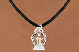 """<bR>             EXCLUSIVELY OURS!!<Br>             LEAD & NICKEL FREE!!<BR>     W354SN - """"WEDDING HEART""""<Br>& NECKLACE FROM $4.50 TO $8.35"""