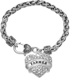 """<BR>       """"FARMER""""  EXCLUSIVELY OURS!!   <Br>               AN ALLAN ROBIN DESIGN!!   <BR>        NICKEL, LEAD & CADMIUM FREE!!   <BR>W1749B1- FROM $5.98 TO $12.85 �2015"""