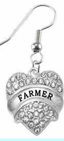 """<BR>       """"FARMER""""  EXCLUSIVELY OURS!!   <Br>               AN ALLAN ROBIN DESIGN!!   <BR>        NICKEL, LEAD & CADMIUM FREE!!   <BR>W1749E1- FROM $5.98 TO $12.85 �2015"""