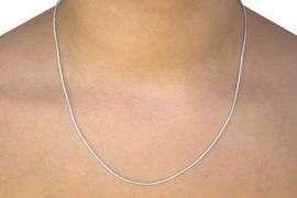 <Br>ADJUSTABLE,  NICKEL, LEAD, & POISONOUS CADMIUM FREE  <Br>         W11856N2- SILVER TONE SNAKE CHAIN<Br>                         NECKLACE  $6.38 EACH �2012 <BR>N2