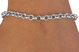 <bR>ADJUSTABLE, LEAD, CADMIUM, & NICKEL FREE!!<Br>W14152B2 - SILVERTONE CHAIN<BR>     LOBSTER CLASP BRACELET <BR>                    $5.83 Each �2012<BR>B2