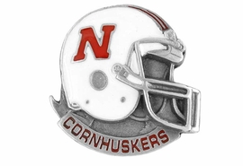 <br>                  LEAD & NICKEL FREE!!<Br>        OFFICIAL COLLEGE LICENSED!!<Br>W15773P - UNIVERSITY OF NEBRASKA<Br>            CORNHUSKERS PIN FROM<BR>                         $3.94 TO $8.75