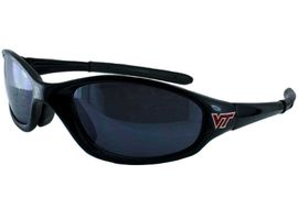 """<Br>                      LEAD & NICKEL FREE!!<br>         OFFICIALLY LICENSED COLLEGE!!<BR>          W15048SG - VIRGINIA TECH (VT)<Br>""""HOKIES"""" SUNGLASSES AS LOW AS $5.50"""
