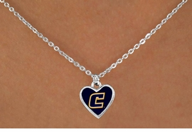 <Br>                  LEAD & NICKEL FREE!!<Br>                OFFICIALLY LICENSED!!<bR>W15250N - UNIVERSITY OF TENNESSEE<Br>    AT CHATTANOOGA MOCS NECKLACE<Br>                  FROM $3.94 TO $8.75