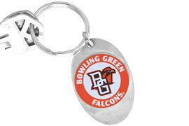 <Br>                   LEAD & NICKEL FREE!!<Br>              STERLING SILVER PLATED!!<bR>W14179KC - LICENSED BOWLING GREEN<Br>    STATE UNIVERSITY LOGO KEY CHAIN<Br>                         AS LOW AS $1.99
