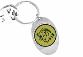 "<Br>             LEAD & NICKEL FREE!!<Br>       STERLING SILVER PLATED!!<bR>W17079KC - LICENSED MISSOURI<Br>    SOUTHERN STATE UNIVERSITY<Br>        ""LIONS"" KEY CHAIN FROM<bR>                    $3.94 TO $8.75"