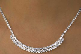 <Br>            LEAD & NICKEL FREE!!<Br>W12491NE - GENUINE AUSTRIAN<Br> CRYSTAL NECKLACE & EARRING<Br>     SET FROM $19.50 TO $36.00