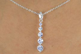 """<Br>               LEAD & NICKEL FREE!!<Br>       W14106NE - """"GROWING LOVE""""<Br>      AUSTRIAN CRYSTAL NECKLACE<Br>& EARRING SET FROM $10.56 TO $19.50"""