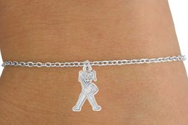<BR>CHILDREN'S GYMNASTIC CHARM BRACELET - ADJUSTABLE<BR>           <Br>         CADMIUM, LEAD, & NICKEL FREE!!<BR>W14584B - GYMNASTICS GIRL<Br> CHILDREN'S CHAIN BRACELET<BR>                $8.38  EACH  �2008