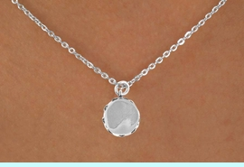 """<Br>            LEAD & NICKEL FREE!!<BR>          W14610N - DRUM ON A<Br>CHILDREN'S 12"""" CHAIN NECKLACE<BR>                  AS LOW AS $3.55"""