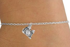 <Br>         LEAD & NICKEL FREE!!<BR>   W14611B - DRUM SET ON A<Br>CHILDREN'S CHAIN BRACELET<BR>              AS LOW AS $3.25