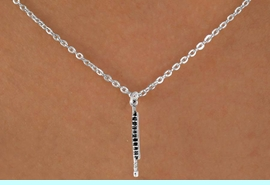 """<Br>            LEAD & NICKEL FREE!!<BR>          W14620N - FLUTE ON A<Br>CHILDREN'S 12"""" CHAIN NECKLACE<BR>                  AS LOW AS $3.55"""