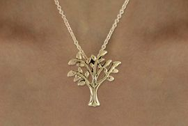 "<BR>                   LEAD & NICKEL FREE!!<Br>       W14737N - INSPIRATIONAL GOLD<Br>FINISH ""CHERISH"" CARD & TREE OF LIFE<BR>CHARM NECKLACE FROM $3.38 TO $7.50"