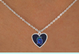 """<Br>              LEAD & NICKEL FREE!!<bR>W17208N - LICENSED UNIVERSITY<Br> OF WEST FLORIDA """"ARGONAUTS""""<Br>  NECKLACE FROM $3.94 TO $8.75"""