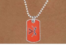 <Br>            LEAD & NICKEL FREE!!<bR>       W17277N - LICENSED<Br> UNIVERSITY OF VIRGINIA DOG<bR> TAG NECKLACE FROM $3.94 TO 8.75