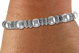 <BR>     NEW HAND MADE STRETCH BRACELET THAT CAN <br>                 HOLD UP TO 13 DIFFERENT CHARMS<BR>         AN ORIGINAL ALLAN ROBIN CUSTOM DESIGN<br>                       WHOLESALE CHARM BRACELET <BR>                     LEAD, CADMIUM & NICKEL FREE!!  <BR>    W21520B6-HIGH POLISHED, BRIGHT SILVER TONE  <BR>                    FITS ALL SIZES 10 YEARS TO ADULT <BR>                               FOR $6.25 EACH! &#169;2014 <BR>B6