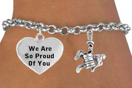<BR>                                  BARREL RACER WITH FULL  DIMENSIONAL<BR>                            FRONT &  BACK  CHARM BRACELET WHOLESALE <bR>                 W21463B - THE NEW WAY TO EXPRESS LOVE, MOTIVATION,<BR>          POSITIVE, AFFIRMATIVE EXPRESSIONS, THAT WILL GO PERFECTLY<br>        WITH ANOTHER POSITIVE AFFIRMATION CHARM IF YOU WANT  ONE,<BR>   MORE CHOICES LOOK BELOW,  CHARM BRACELET FROM $9.73 TO $14.58<BR>                                    CostumeJewelryWholesale.com �2014