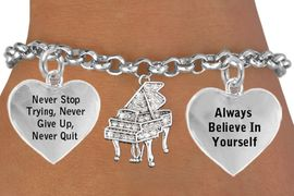 <BR>                PIANO CRYSTAL CHARM ADJUSTABLE BRACELET WHOLESALE <bR>                 W21432B - THE NEW WAY TO EXPRESS LOVE, MOTIVATION,<BR>    POSITIVE, AFFIRMATIVE EXPRESSIONS, CHARM BRACELET $11.38 �2014