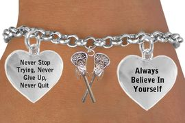 "<BR>GENUINE ""CRYSTAL LACROSSE"" ADJUSTABLE CHARM BRACELET WHOLESALE <bR>                 W21473B - THE NEW WAY TO EXPRESS LOVE, MOTIVATION,<BR>          POSITIVE, AFFIRMATIVE EXPRESSIONS, THAT WILL GO PERFECTLY<br>        WITH ANOTHER POSITIVE AFFIRMATION CHARM IF YOU WANT  ONE,<BR>   MORE CHOICES LOOK BELOW,  CHARM BRACELET FROM $9.73 TO $14.58<BR>                                    CostumeJewelryWholesale.com �2014"