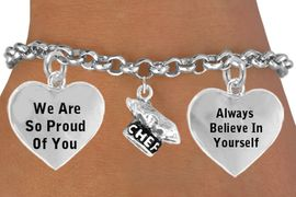 """<BR>                                                                 """" CHEF HAT """" <BR>                                 ADJUSTABLE CHARM BRACELET WHOLESALE <bR>                    W21516B - THE NEW WAY TO EXPRESS LOVE, MOTIVATION,<BR>             POSITIVE, AFFIRMATIVE EXPRESSIONS, THAT WILL GO PERFECTLY<br>           WITH ANOTHER POSITIVE AFFIRMATION CHARM IF YOU WANT  ONE,<BR>      MORE CHOICES LOOK BELOW,  CHARM BRACELET FROM $9.73 TO $14.58<BR>                                       CostumeJewelryWholesale.com �2014"""