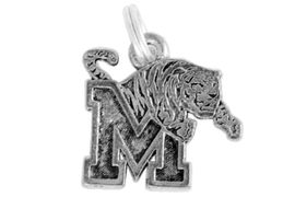 <Br>OFFICIALLY LICENSED COLLEGE CHARM!!<Br>                   LEAD & NICKEL FREE!!<Br>      W937SC - UNIVERSITY OF MEMPHIS<Br>            CHARM FROM $2.69 TO $3.85