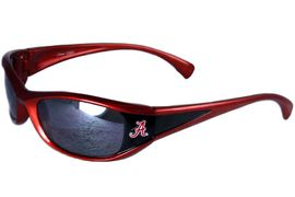 "<BR>      OFFICIALLY LICENSED COLLEGE!!<BR>W13503SG - UNIVERSITY OF ALABAMA<Br> ""CRIMSON TIDE"" LOGO SUNGLASSES<BR>                 FROM $5.50 TO $10.00"