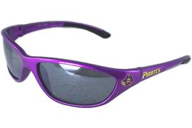 """<br>OFFICIALLY LICENSED COLLEGE!!<BR>     W13755SG - EAST CAROLINA<Br>    UNIVERSITY """"PIRATES"""" LOGO<BR>  SUNGLASSES AS LOW AS $5.50"""