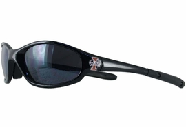 """<br>     OFFICIALLY LICENSED COLLEGE!!<BR>W17159SG - IDAHO UNIVERSITY<Br> """"VANDALS"""" SUNGLASSES<bR>                     AS LOW AS $5.50"""