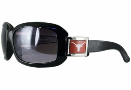 """<BR>   OFFICIALLY LICENSED COLLEGE!!<BR>W18096SG - UNIVERSITY OF TEXAS<Br>""""LONGHORNS"""" LOGO SUNGLASSES<br>              FROM $5.63 TO $12.50"""