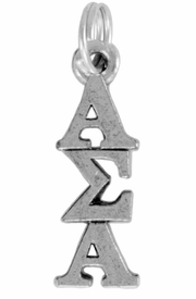 <Br>OFFICIALLY LICENSED SORORITY CHARM!!<Br>                     LEAD & NICKEL FREE!!<Br>             W877SC - ALPHA SIGMA ALPHA<Br>               CHARM FROM $4.10 TO $6.75