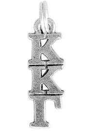 <Br>OFFICIALLY LICENSED SORORITY CHARM!!<Br>                     LEAD & NICKEL FREE!!<Br>             W883SC - KAPPA KAPPA GAMMA <Br>               CHARM FROM $4.10 TO $6.75