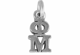<Br>OFFICIALLY LICENSED SORORITY CHARM!!<Br>                     LEAD & NICKEL FREE!!<Br>                       W885SC - PHI MU <Br>               CHARM FROM $4.10 TO $6.75