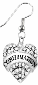 "<BR>     ""CONFIRMATION""  EXCLUSIVELY OURS!!   <Br>               AN ALLAN ROBIN DESIGN!!   <BR>        NICKEL, LEAD & CADMIUM FREE!!   <BR>W1707E1- FROM $5.98 TO $12.85 �2015"