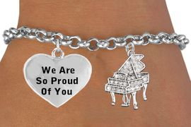 <BR>                                           PIANO CHRM BRACELET WHOLESALE <bR>                     W21399B1 - THE NEW WAY TO EXPRESS LOVE, MOTIVATION,<BR>                             POSITIVE, AFFIRMATIVE EXPRESSIONS, ROLO CHAIN<BR>                            ADJUSTABLE CHARM BRACELET $10.68 EACH �2014