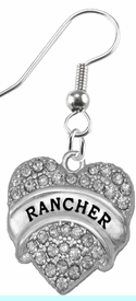 """<BR>       """"RANCHER""""  EXCLUSIVELY OURS!!   <Br>               AN ALLAN ROBIN DESIGN!!   <BR>        NICKEL, LEAD & CADMIUM FREE!!   <BR>W1707E1- FROM $5.98 TO $12.85 �2015"""