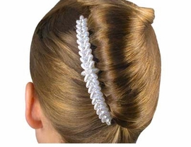S1183HJ-STYLISH HAIR COMB<BR> WITH SWAROVSKI CRYSTALS<BR>        FROM $5.63 TO $12.50