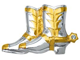 S2292PA-NEW! 2-STYLE WESTERN BOOTS<BR>      PIN ASSORTMENT AS LOW AS $3.90