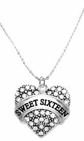 "<BR>     ""SWEET SIXTEEN""  EXCLUSIVELY OURS!!   <Br>               AN ALLAN ROBIN DESIGN!!   <BR>                         HYPOALLERGENIC<BR>       NICKEL, LEAD & CADMIUM FREE!!   <BR>W1695N1- FROM $5.40 TO $10.45 �2015"