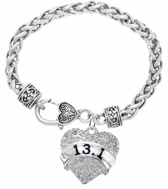 "<BR>                       THE ""PERFECT GIFT""<BR>"" 13.1 ""  BRACELET EXCLUSIVELY OURS!!   <Br>               AN ALLAN ROBIN DESIGN!!   <br>                         HYPOALLERGENIC<BR>        NICKEL, LEAD & CADMIUM FREE!   <BR>W1777B1- FROM $5.98 TO $12.85 �2015"