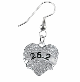 "<BR>                       THE ""PERFECT GIFT""<BR>"" 26.2 ""  EARRING EXCLUSIVELY OURS!!   <Br>               AN ALLAN ROBIN DESIGN!!   <br>                         HYPOALLERGENIC<BR>        NICKEL, LEAD & CADMIUM FREE!   <BR>W1778E1- FROM $5.98 TO $12.85 �2015"