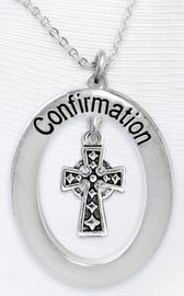 """<BR>                       THE """"PERFECT GIFT""""<BR>       """"CONFIRMATION""""  EXCLUSIVELY OURS!!   <Br>               AN ALLAN ROBIN DESIGN!!   <br>                         HYPOALLERGENIC<BR>        NICKEL, LEAD & CADMIUM FREE!!   <BR>W517F2N1- FROM $7.05 TO $14.30 �2015"""