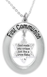 """<BR>                       THE """"PERFECT GIFT""""<BR>       """"FIRST COMMUNION""""  EXCLUSIVELY OURS!!   <Br>               AN ALLAN ROBIN DESIGN!!   <br>                         HYPOALLERGENIC<BR>        NICKEL, LEAD & CADMIUM FREE!!   <BR>W258F1- FROM $5.98 TO $12.85 �2015"""