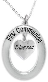 """<BR>                       THE """"PERFECT GIFT""""<BR>       """"FIRST COMMUNION""""  EXCLUSIVELY OURS!!   <Br>               AN ALLAN ROBIN DESIGN!!   <br>                         HYPOALLERGENIC<BR>        NICKEL, LEAD & CADMIUM FREE!!   <BR>W277F1- FROM $5.98 TO $12.85 �2015"""
