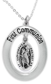 """<BR>                       THE """"PERFECT GIFT""""<BR>       """"FIRST COMMUNION""""  EXCLUSIVELY OURS!!   <Br>               AN ALLAN ROBIN DESIGN!!   <br>                         HYPOALLERGENIC<BR>        NICKEL, LEAD & CADMIUM FREE!!   <BR>W328F1- FROM $5.98 TO $12.85 �2015"""